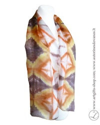 hand-dyed-silk-scarf-brown-orange-hand-made-gifts-4