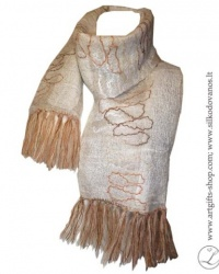 hand-felted-merino-wool-scarf--l-gifts-lina-egle-urbonaite-beige-brown-1
