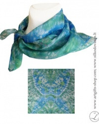 square-hand-painted-silk-scarf-butterfly-boys-girls-women-blue-green-1